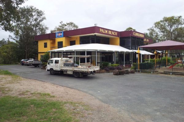 Commercial Shade Sails Gold Coast