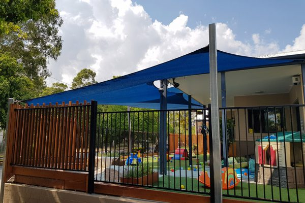 Childcare Centre Shade Sails Designed & Fitted