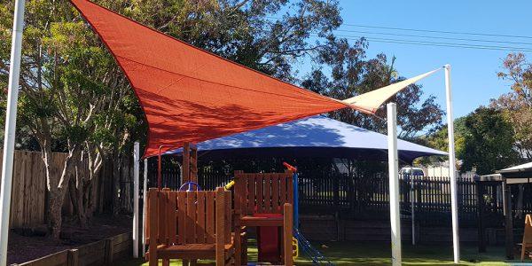 Childcare Centre Shade Sails Brisbane