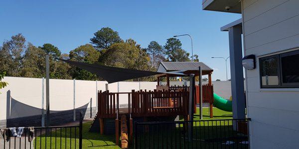 Childcare Centre Shade Sails Gold Coast