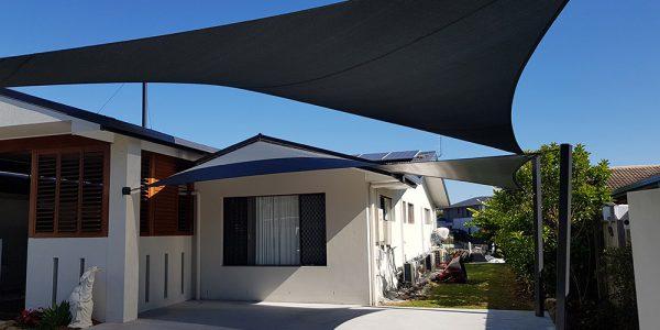 Residential Shade Sails Brisbane