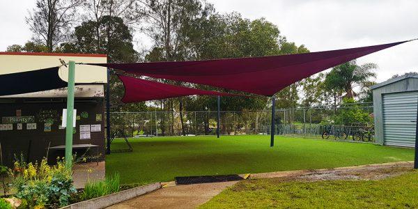 School Shade Sails Gold Coast