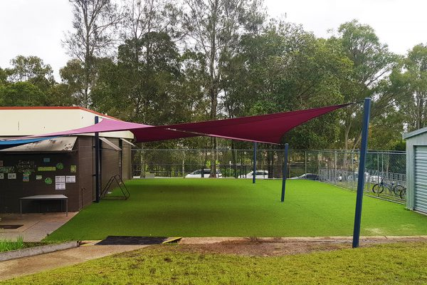 Schools Shade Sails Designed & Fitted
